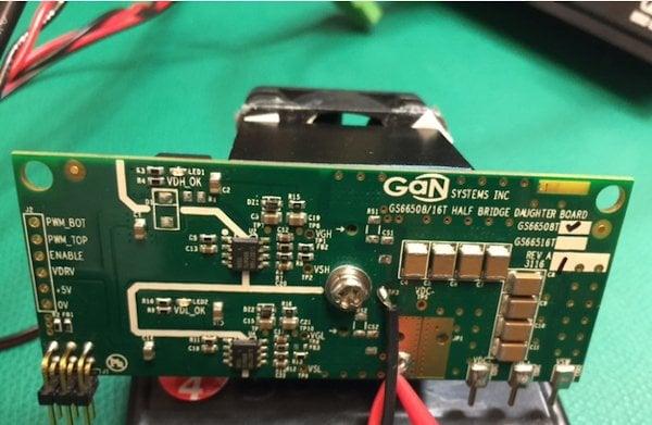 C3M0065090J Thermal Resistance Setup