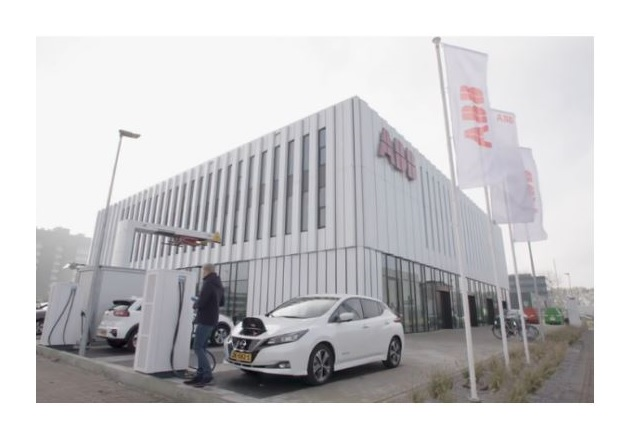 ABB Opens New R&D Center for E-Mobility Expansion