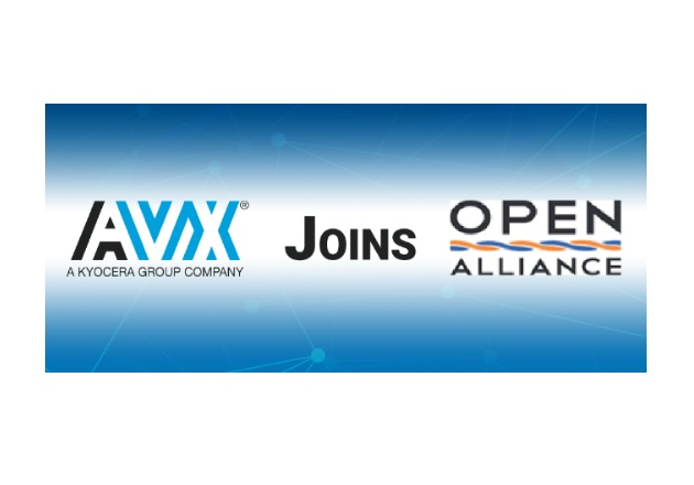 AVX Corporation Becomes a Member of OPEN Alliance thumbnail