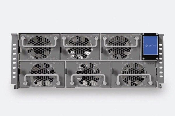 CUI's rack-mount ICE hardware for intelligent power switching and battery storage