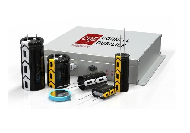 Cornell Dubilier Acquires Capacitor Division from NWL thumbnail
