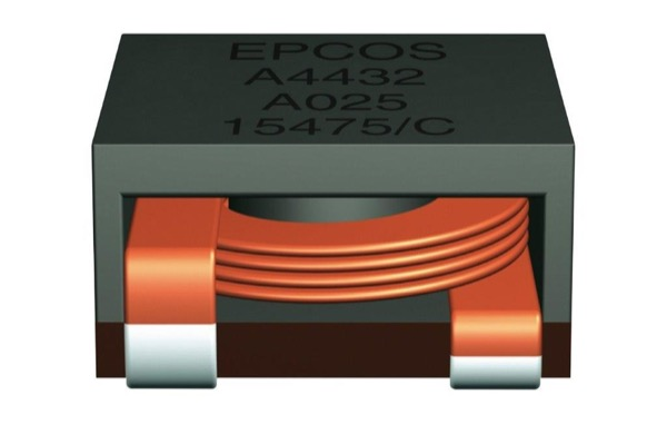 The compact EPCOS power inductors for buck-boost converters are available with current capabilities of up to 75 A. (top)