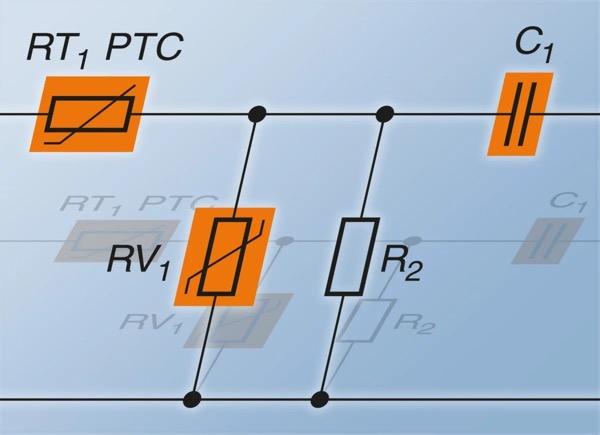 Capacitive power supplies
