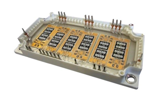 World's first hybrid module solution, in production since 2006