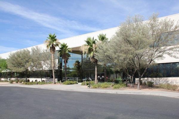 Microchip Headquarter in Chandler, Arizona