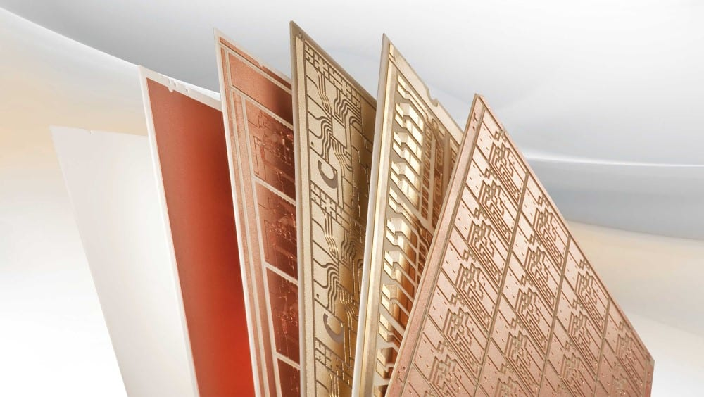 Enhanced Direct-Bonded Copper and Multilayer Ceramic Substrates - New  Industry Products