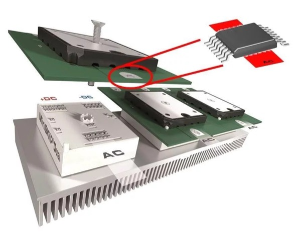 MiniSKiiP GB paves the way for SMD current sense resistors up to 200A