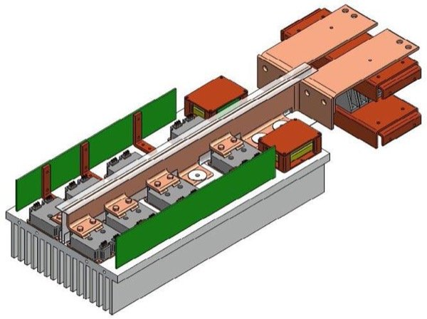 SGTOBased Standard Building Block (SBB) 3kV/1.2kArms Continuous/4kApk Controlable