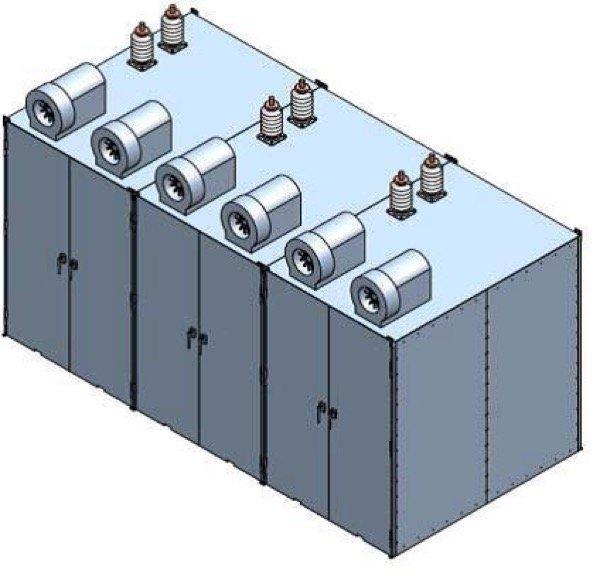 Three Phase 15.5kV/4kA SSSTS or STS