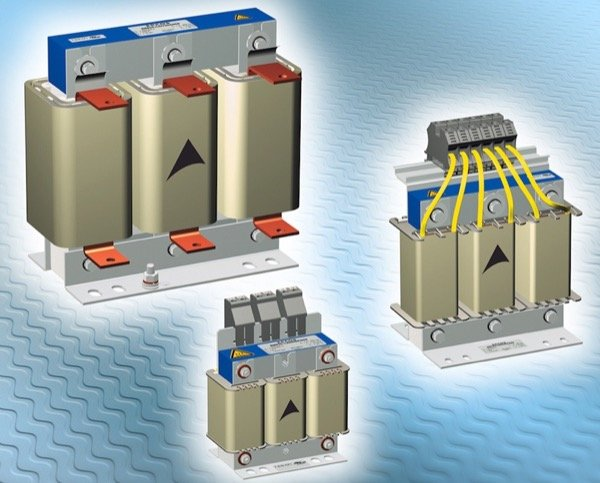 Motor chokes suppress voltage spikes The extensive range of EPCOS motor chokes covers a range of currents from 8 A to 1500 A. These prevent voltage spikes in the motor windings and thereby extend the service life of the motors.