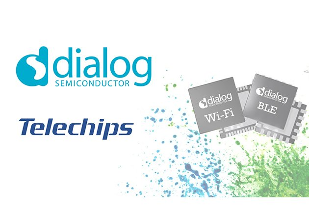 Telechips Chooses Dialog Semiconductor as its Preferred Power Management Partner