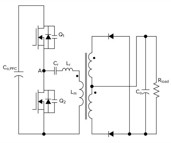 Primary-side superjunction transistors boost the efficiency of high-end LLC-resonant PSUs