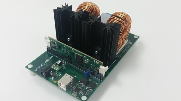 evaluation PCB