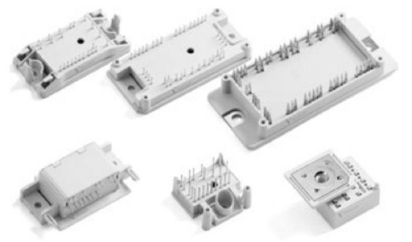 Overview of standard housings for drive applications