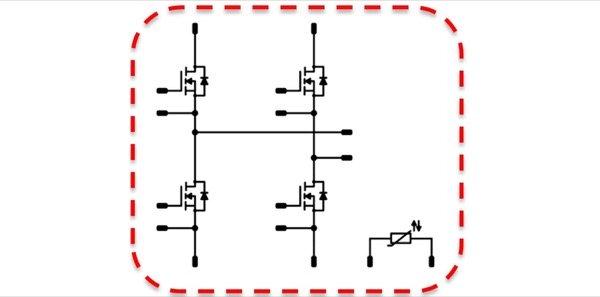 Complete portfolio of 650 V to 1200 V modules