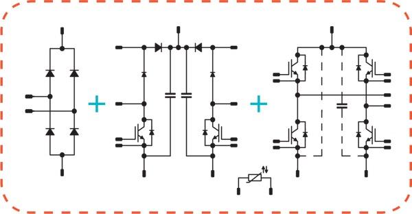 Block diagram of residential ESS
