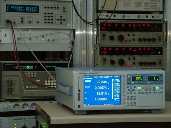 Yokogawa WT3000 Power Analyser